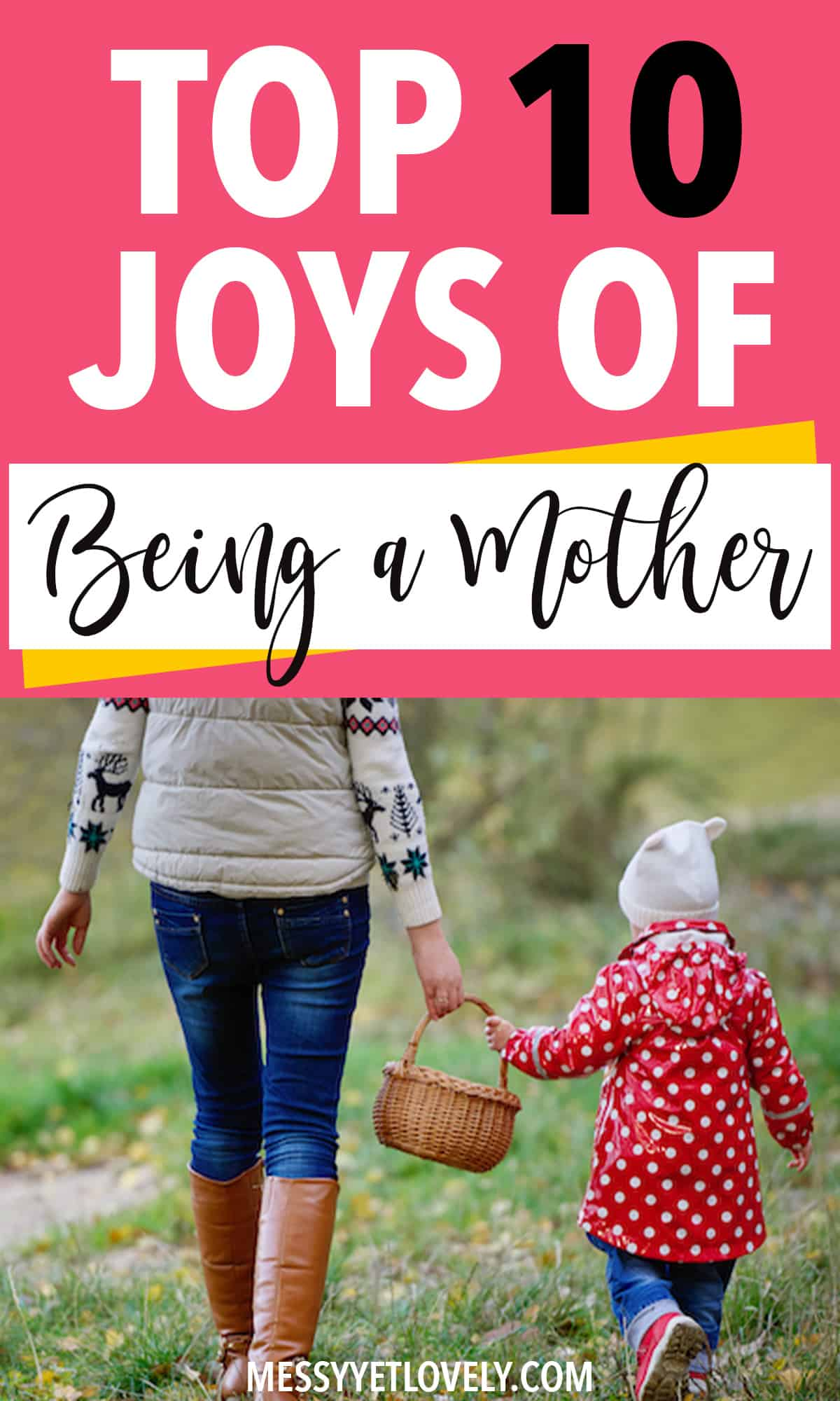 Life with children may not be always easy. We transform as people when we become mothers. Our lives are changed forever. But do we forget about the pure joys of motherhood in the chaos of daily life? Are we grateful enough for the joys that our children bring? Let's find out what the top 10 joys of being a mother are.