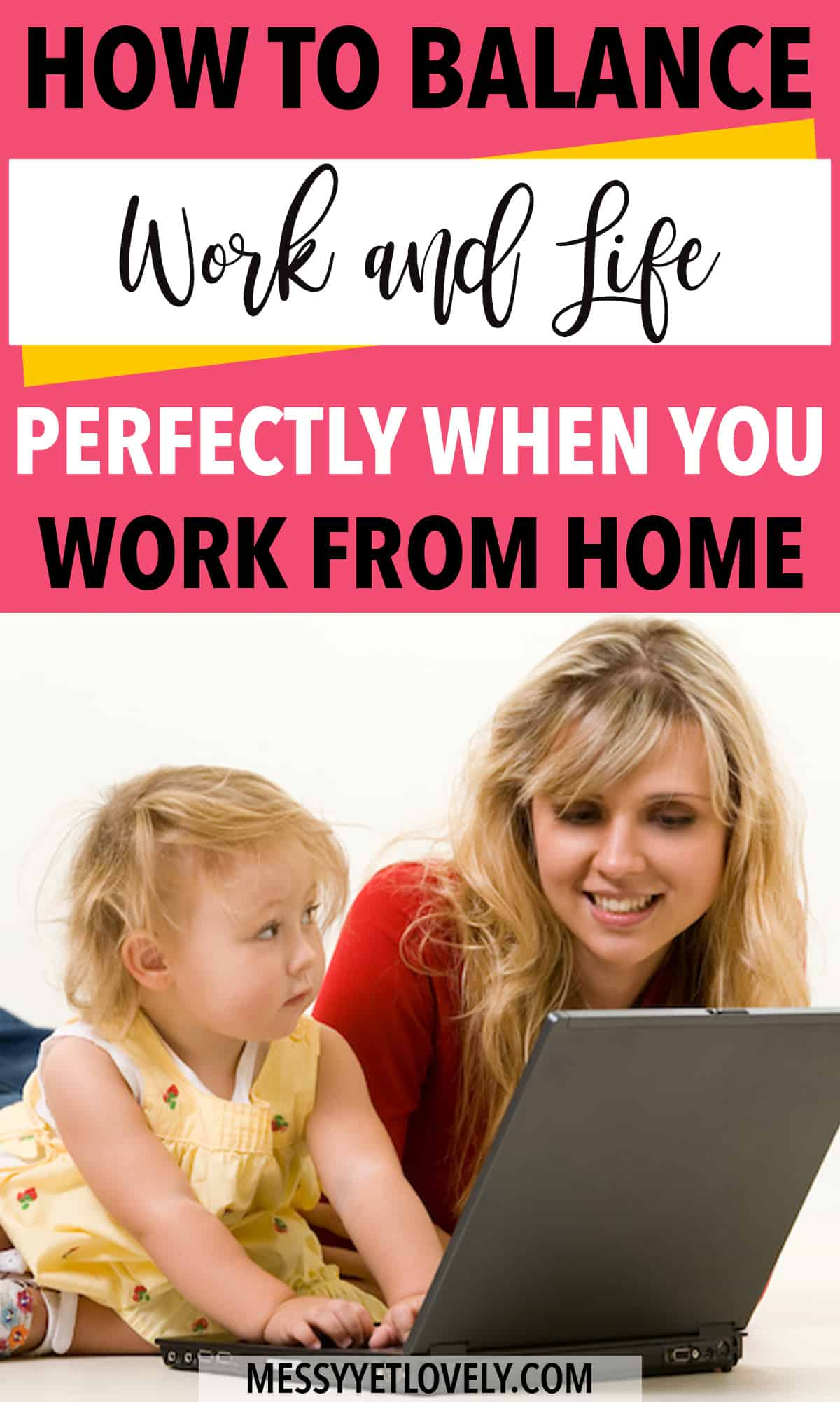 Learning time management is crucial if you want to succeed as a work-from-home mom. You can manage your work, family and life with the perfect balance if you learn to set up certain systems and routines. Here are some time management tips to balance work, kids and life when you work from home.