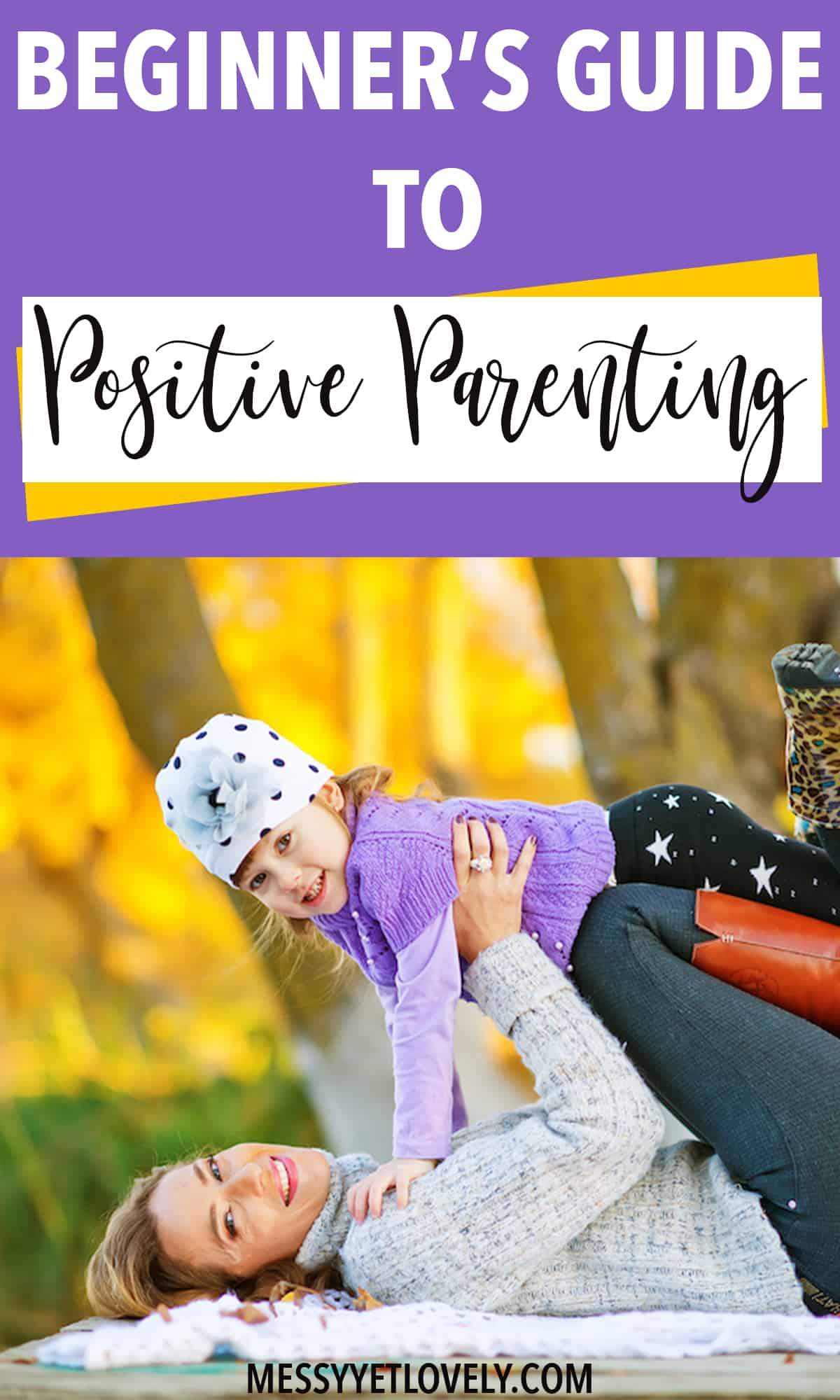 Positive parenting is based on gentle discipline techniques where the mental and emotional health of children are also taken into consideration. Click to find out how you can get started with positive parenting.