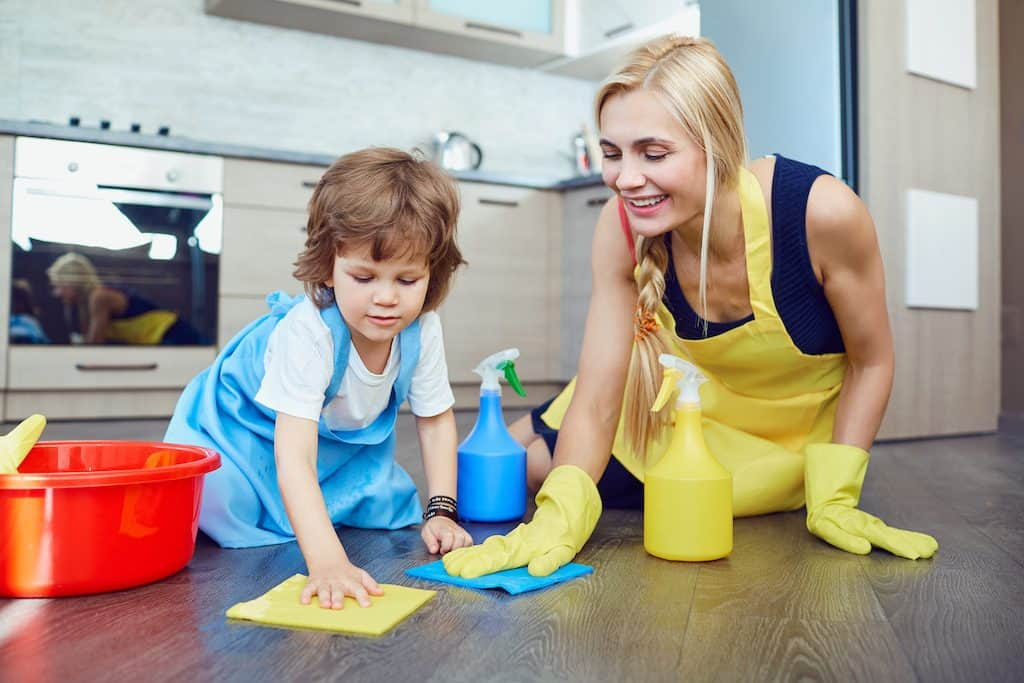Connection is one of the most important positive parenting techniques. Building connection with your child is necessary if you want to have a strong bond with them. Here are 10 ideas for moms to connect with their kids.
