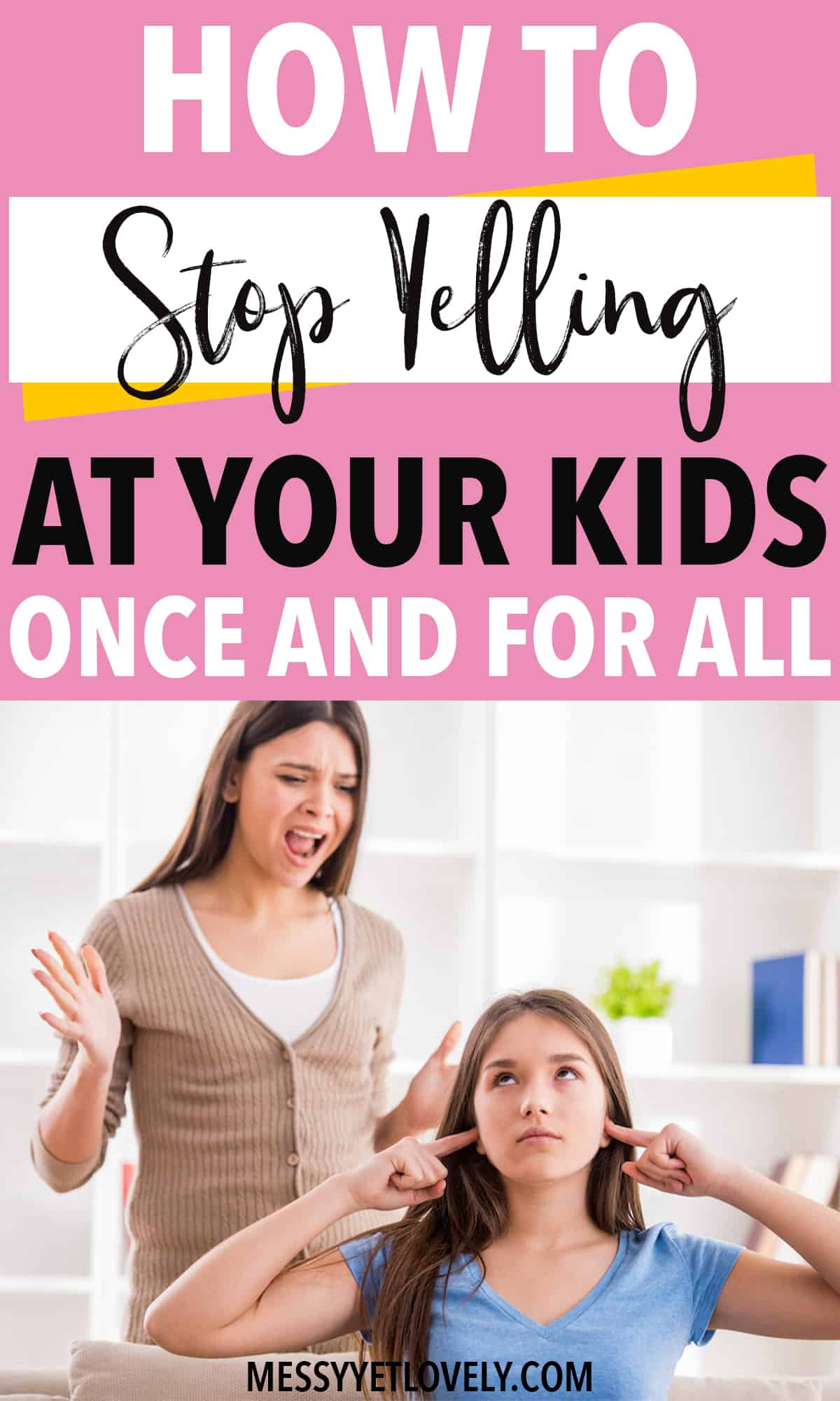 Do you feel guilty for yelling at your kids, but can't stop it? Here are 10 effective strategies to control anger and stop yelling at your kids to create a peaceful atmosphere at home.