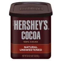 Hershey's unsweetened cocoa powder