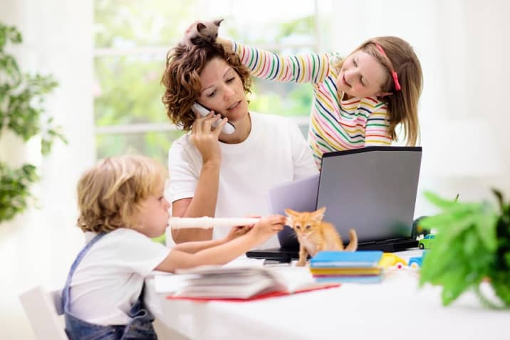 kids nagging working mom - why do kids misbehave